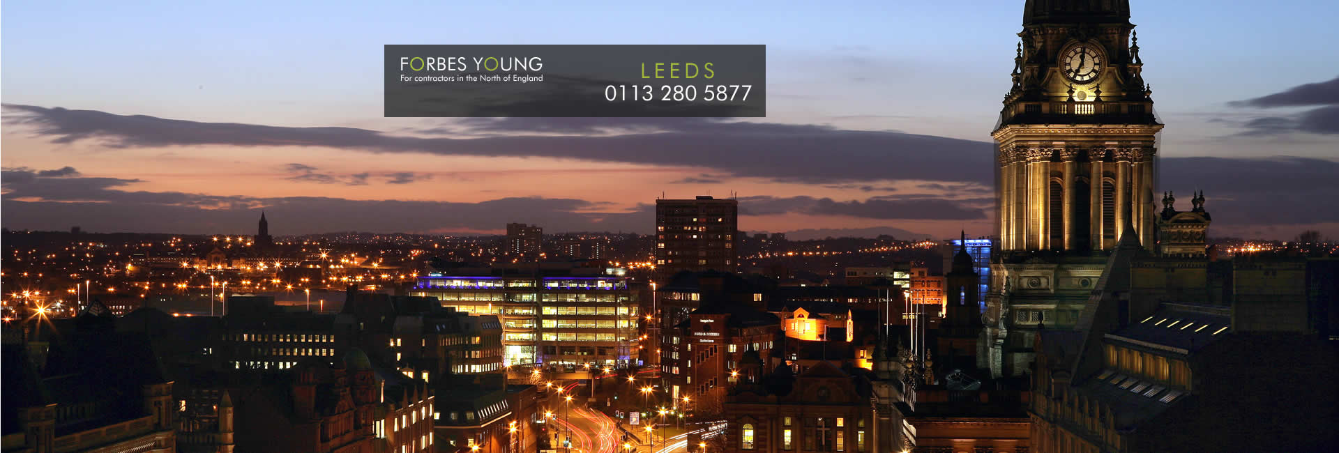 Forbes Young Leeds Contractor Accountants