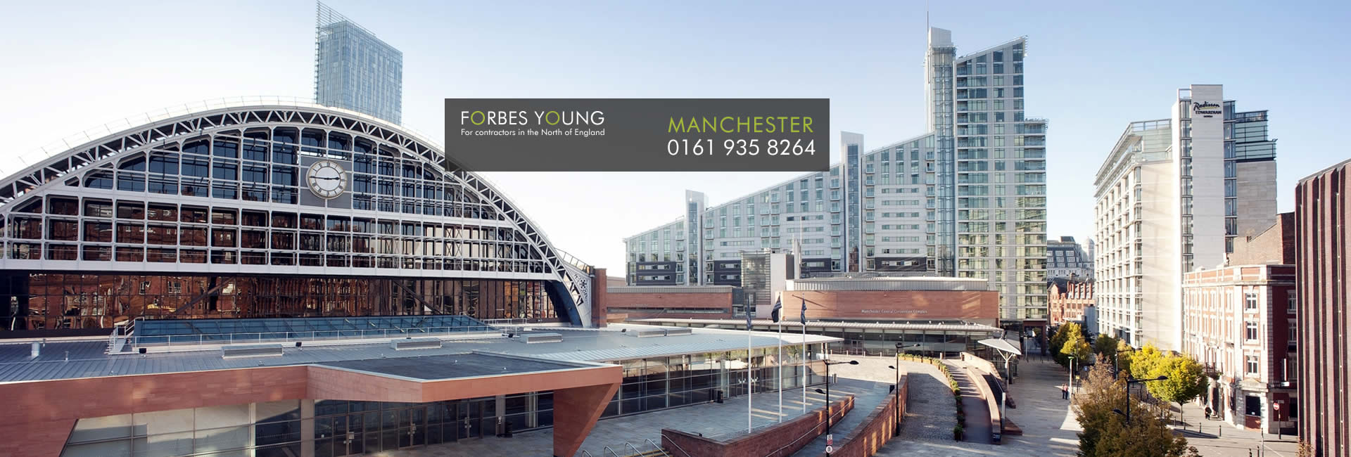 Forbes Young Manchester Contractor Accountants