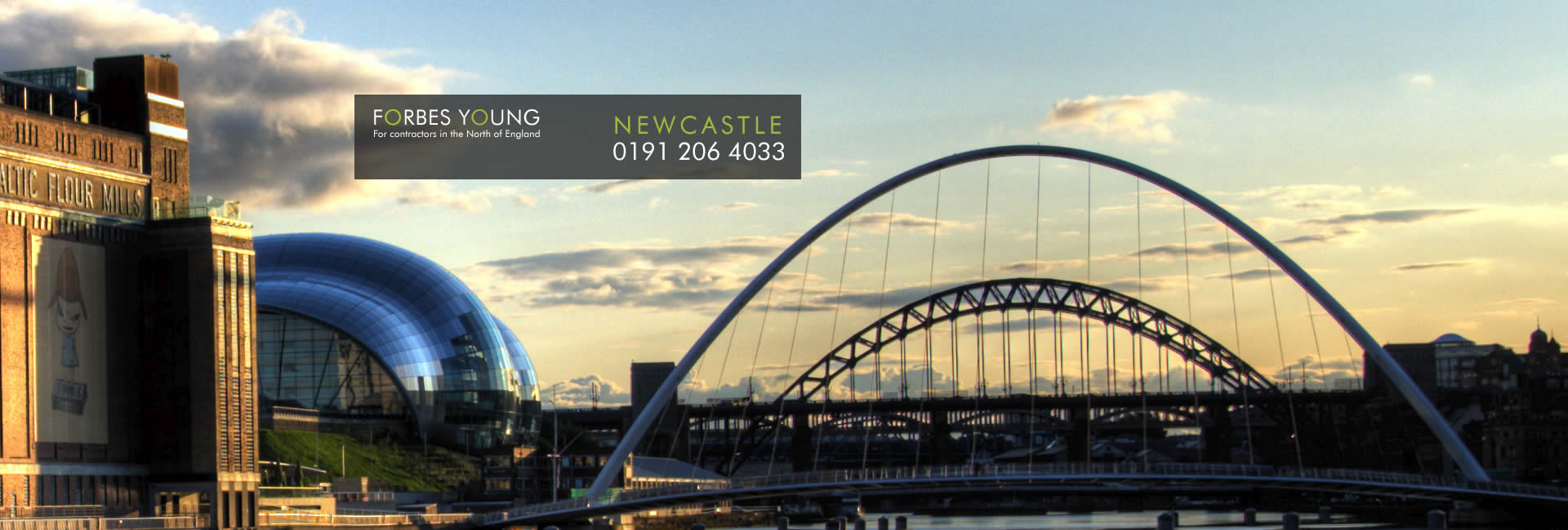 Forbes Young Newcastle Contractor Accountants